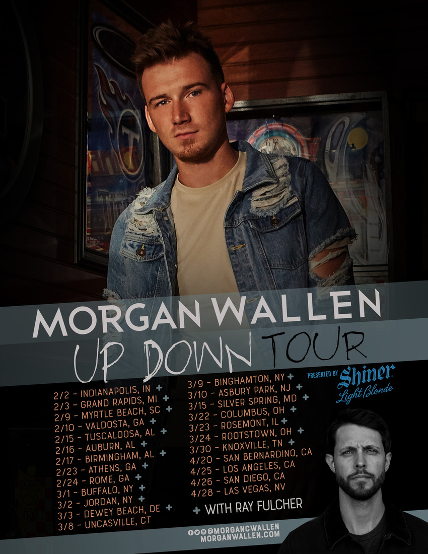 Morgan Wallen Country Music Artist Info New Information Facts Interviews And