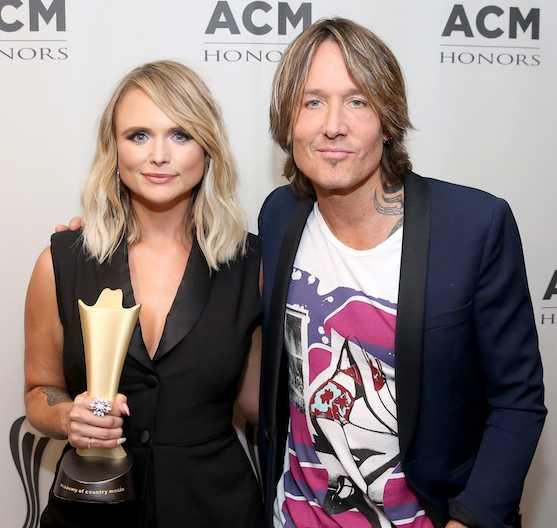 Miranda Lambert gets emotional as she wins ACM Honors Milestone Award