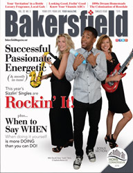 Klly 39 s 39 snacks 39 harris on the cover of bakersfield for Bakersfield home magazine