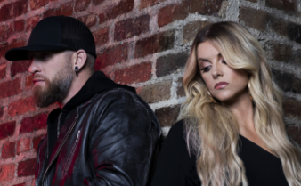 Brantley Gilbert And Lindsay Ell Hit #1 With 'What Happens In A Small Town'