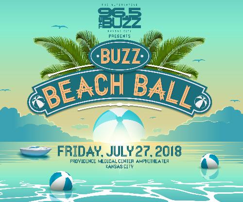 Buzz Beach Ball  Tickets