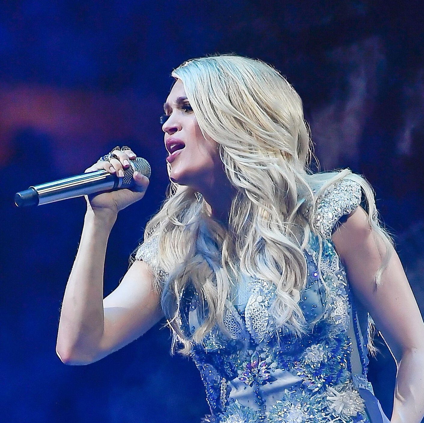 Carrie Underwood Is Most-Added With 'Drinking Alone'
