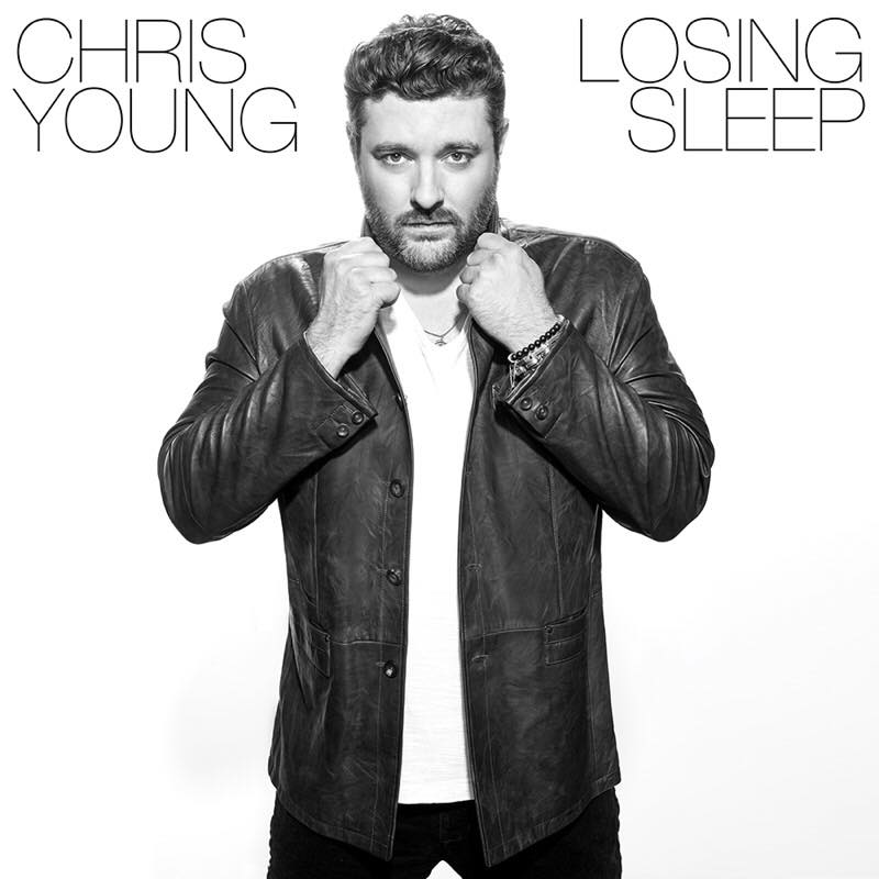 Chris Young: Chris Young To Release New Album 'Losing Sleep