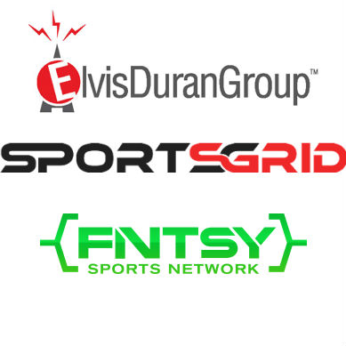 b397bf6ba3f Elvis Duran Group Partners With SportsGrid On FNTSY Sports Radio Network