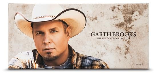 Ultimate Collection Jpg: 'Garth Brooks: The Ultimate Collection' Available For Pre