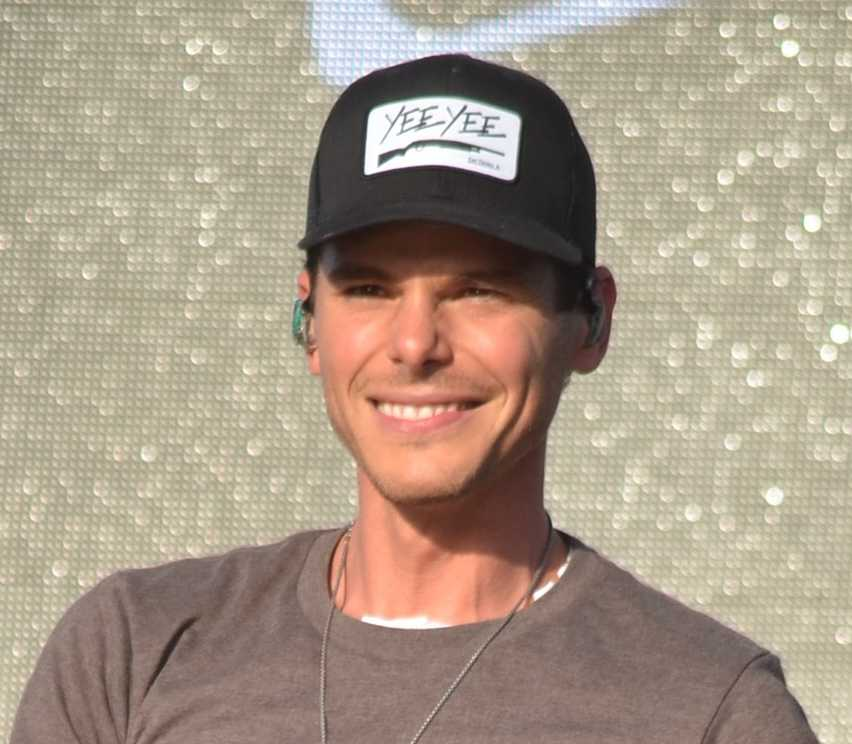 Granger Smith Is Most-Added With 'That's Why I Love Dirt Roads'