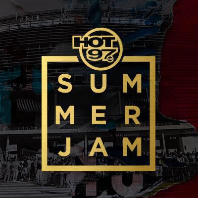 Hot 97 Announces First Wave of Summer Jam Artists