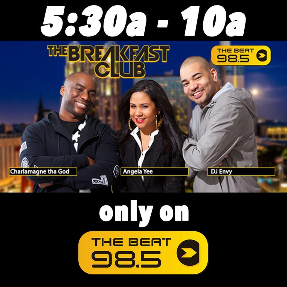 Kbbt The Beat 98 5 San Antonio Has New Morning Show
