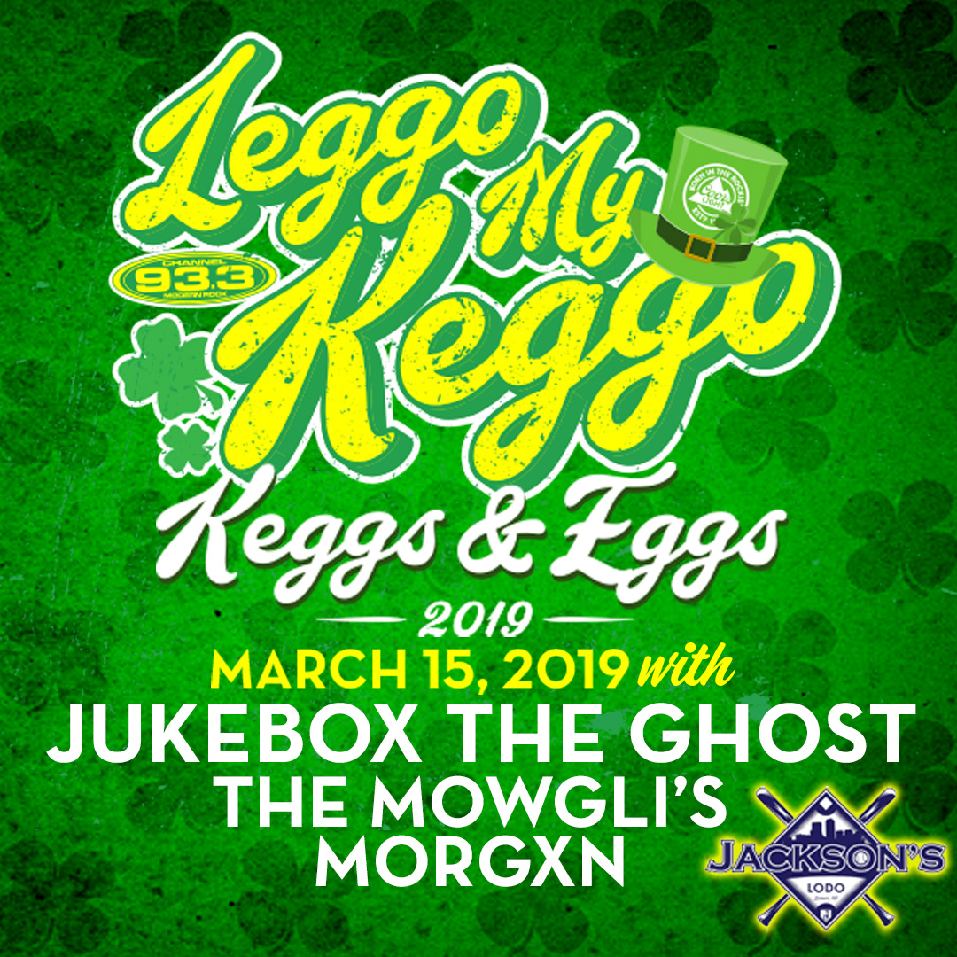 KTCL/Denver Sets Lineup For Channel 93.3's Keggs & Eggs