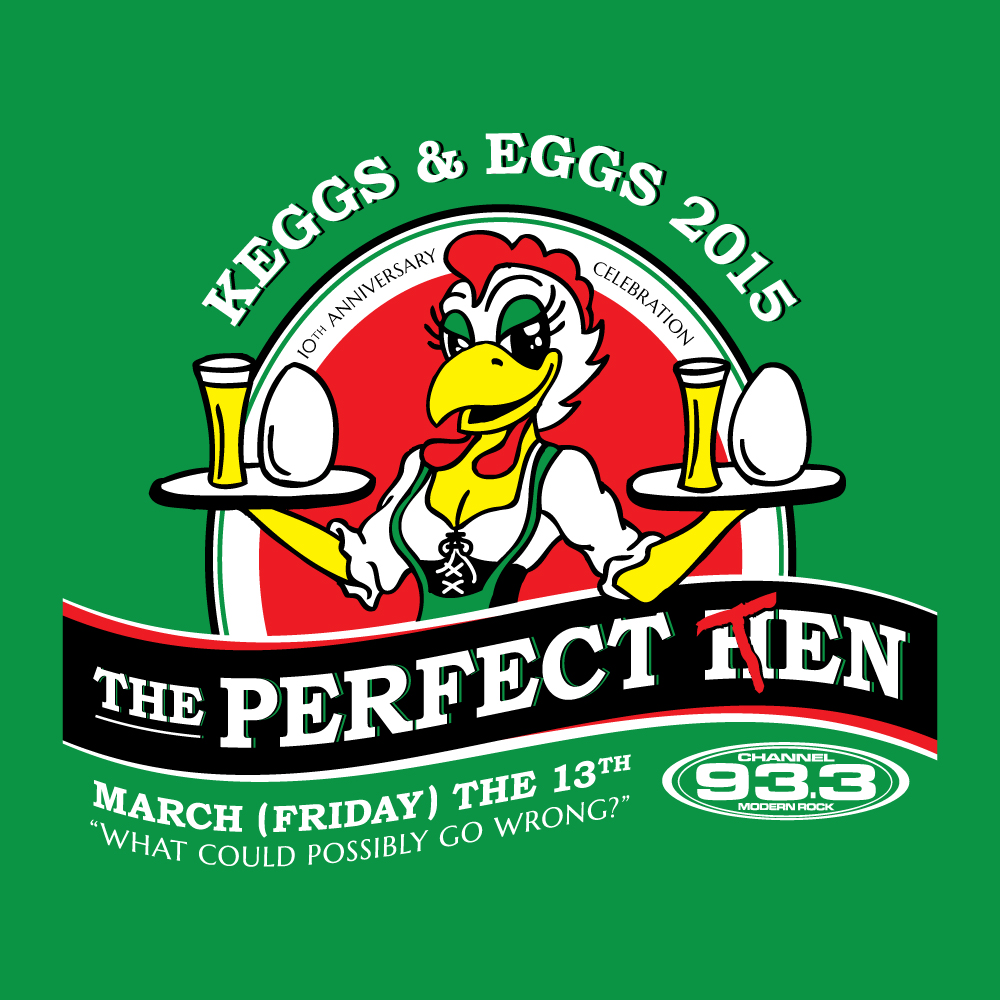 KTCL Announces 10th Anniversary Of Keggs & Eggs