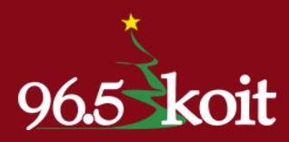 Christmas Music Is Set To Roll At KOIT/San Francisco | AllAccess.com