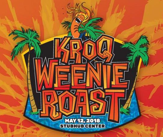 KROQ/Los Angeles Releases 2018 Weenie Roast Lineup