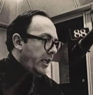 img LOU ADLER, a Fixture of New York Radio News