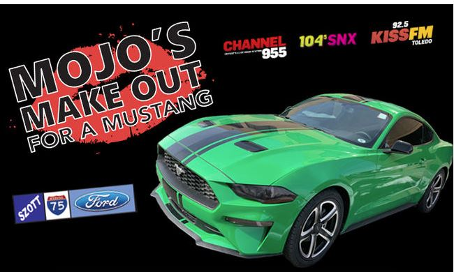 You Can Win A 2019 Ford Mustang And Your Kissing Partner Will 5k
