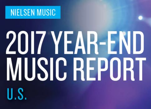 BuzzAngle Music: 2017 Music Consumption Up 12.8%