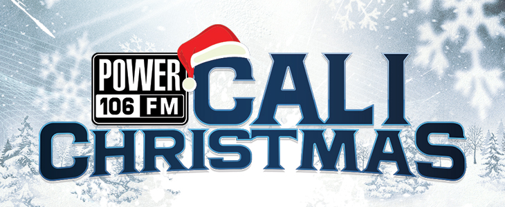 kpwr power 106los angeles sets cali christmas show