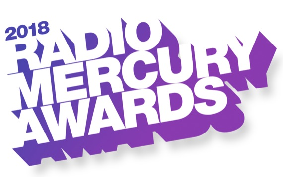 Finalists Named For 2018 Radio Mercury Awards