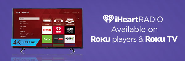 iHeartRadio Roku App Gets An Upgrade   AllAccess com