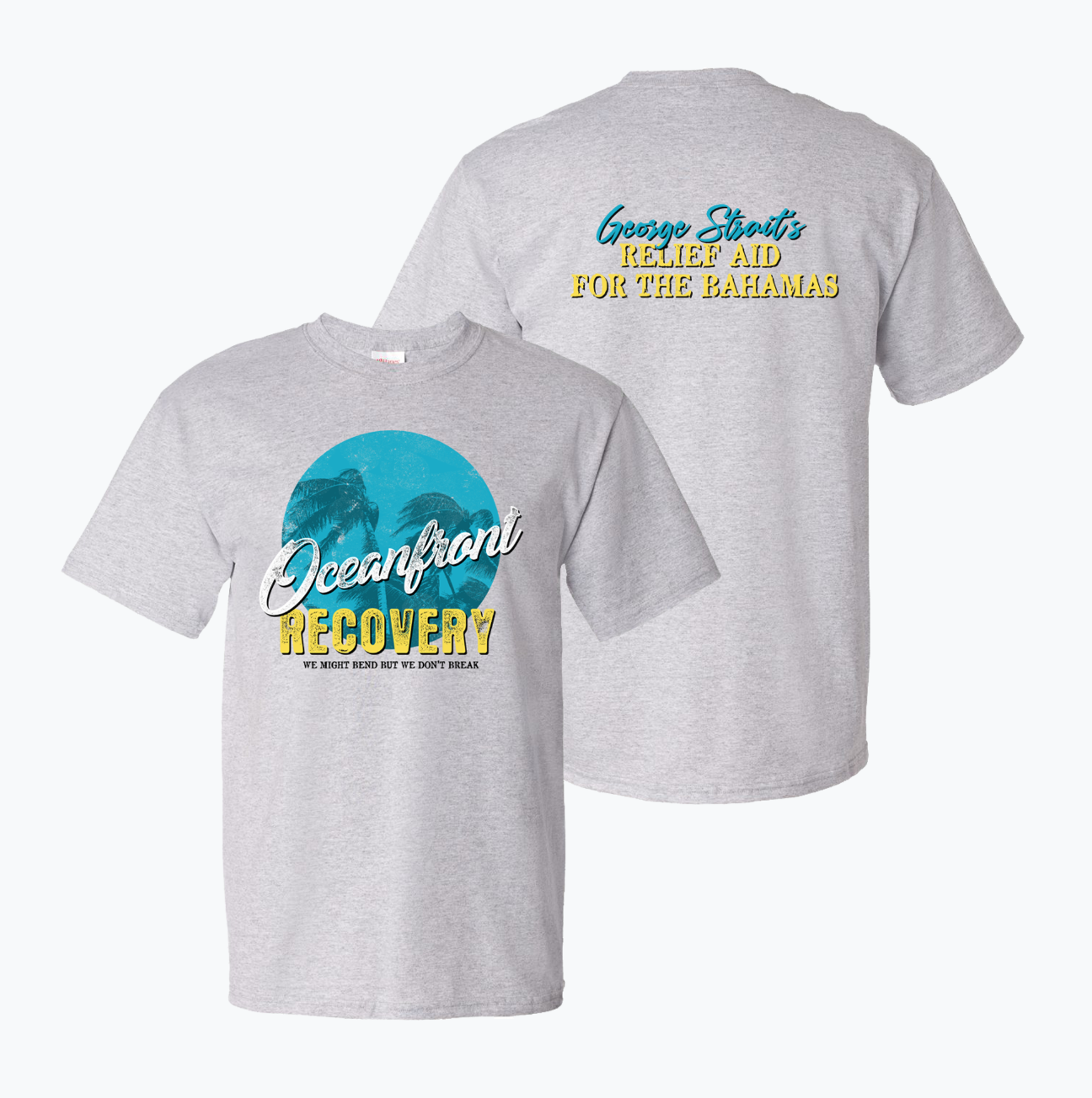 New George Strait T-Shirts Benefit Bahamas Hurricane ...