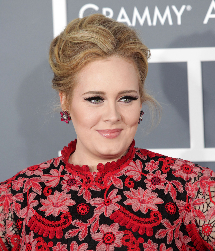 Adele 59th grammy awards