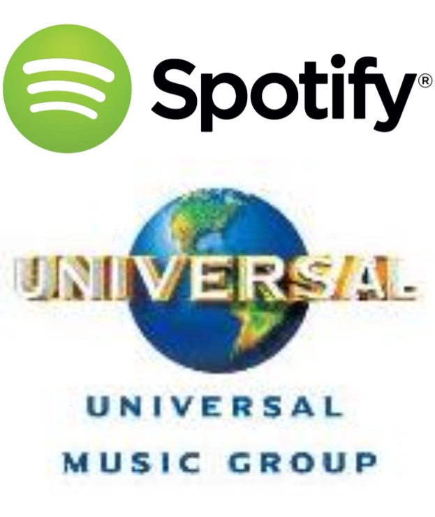 Spotify and Universal sign global licence deal