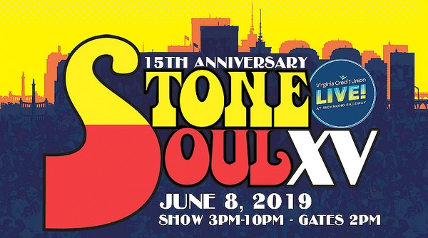 Radio One/Richmond Holds 15th Annual Stone Soul Music & Food