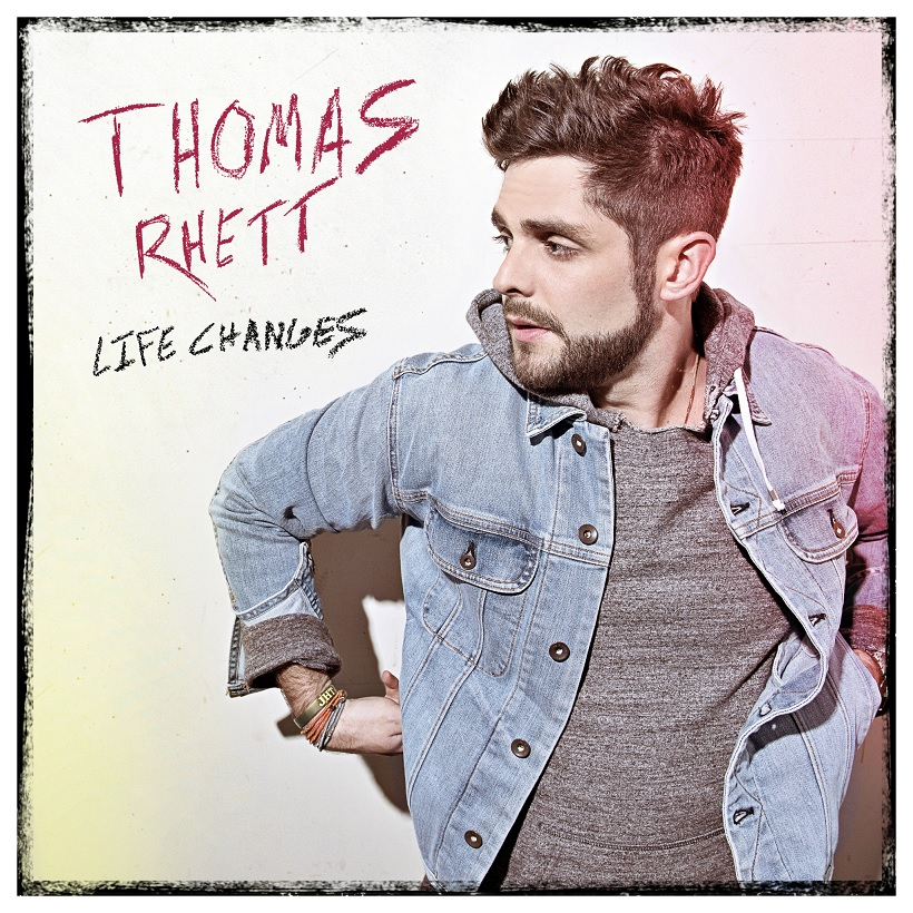 thomas rhett to release new album 39 life changes 39. Black Bedroom Furniture Sets. Home Design Ideas