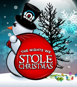 WKQX/Chicago Announces Lineup For The Nights We Stole Christmas ...