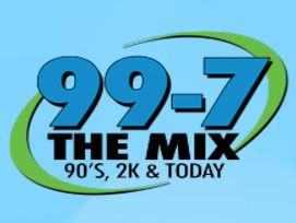 WXAJ 997 Kiss FM Springfield IL Flips To Hot AC As 99 7 The Mix