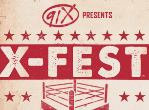 91X History And Future On X Fest 2015 Lineup