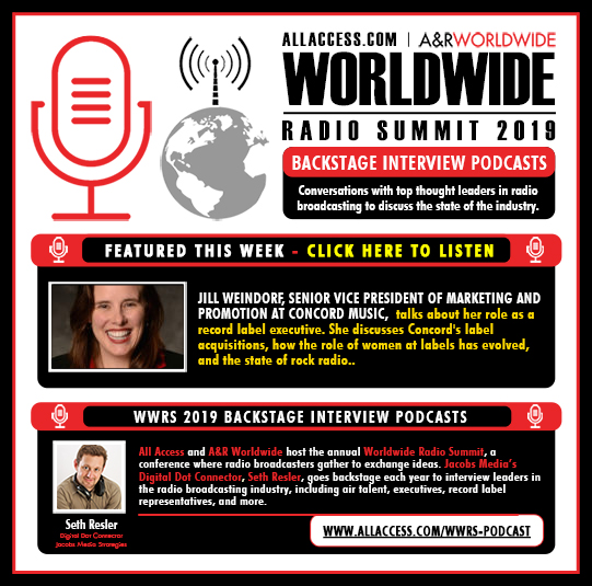 Worldwide Radio Summit Backstage Interview Podcasts
