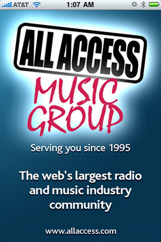 All Access iPhone App on iTunes - AllAccess com
