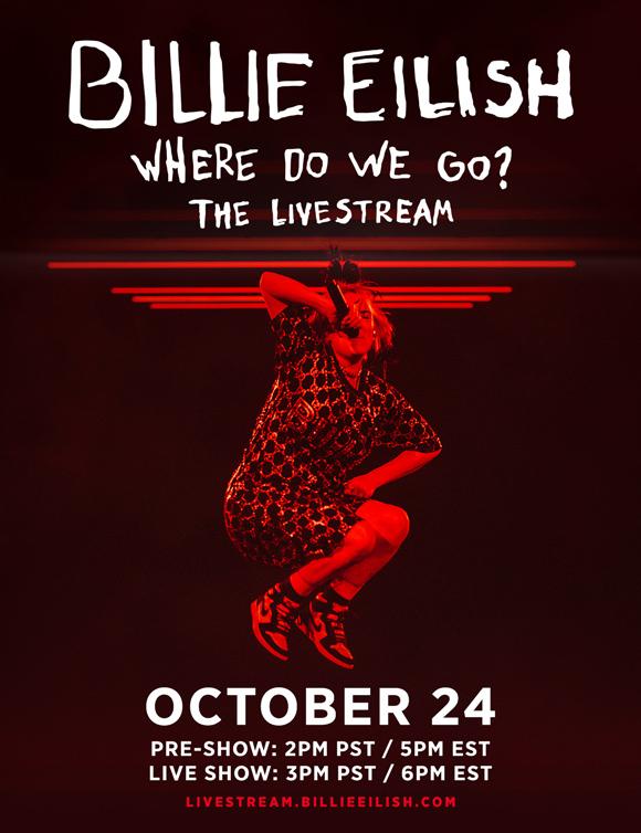 Billie Eilish Live